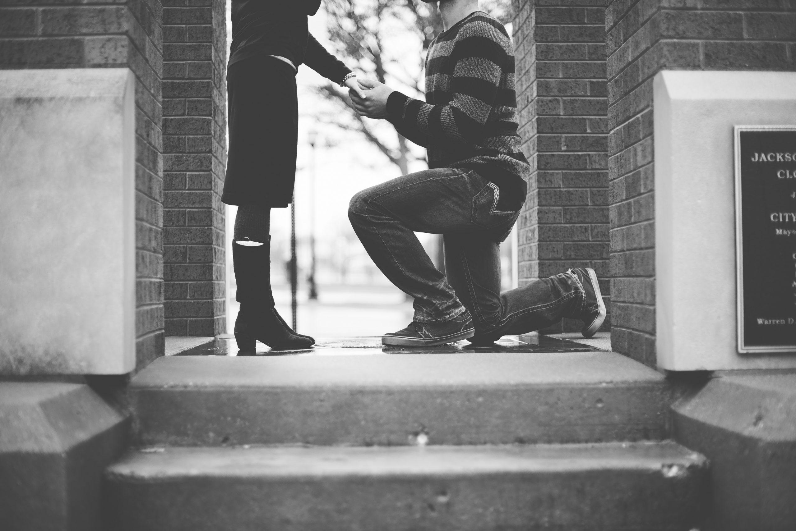 8 tips voor een huwelijksaanzoek